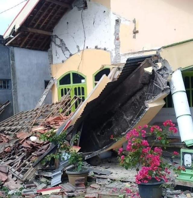 Update news: BPBD Provinsi Jawa Timur melaporkan dua warga meninggal dunia