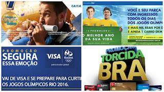 PROMOÇÃO PARA AS OLIMPÍADAS 2016