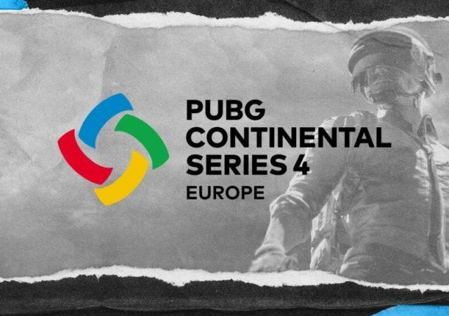 PUBG PCS4 Europe Grand Finals Begin 12 June