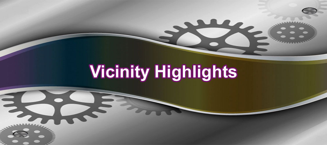 Vicinity Highlights