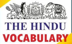The-Hindu-Pdf-Today's-Vocabulary