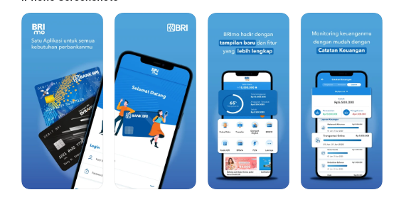 aplikasi bri mobile brimo yang bisa login sidik jari di ios