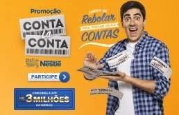 Cadastrar Promoção Nestlé Paga Suas Contas - Conta La Conta