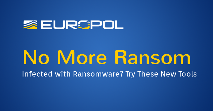 Europol and IT Security Companies Team Up to Combat Ransomware Threat