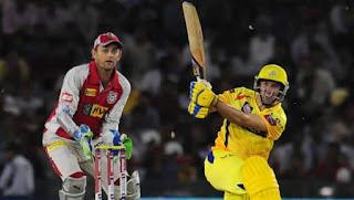 Michael Hussey 116* - CSK vs KXIP 2nd Match IPL 2008 Highlights