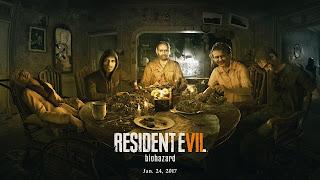 Resident Evil 7 Biohazard Wallpaper