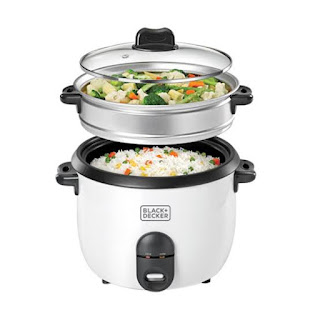 Merk Rice cooker Black & Decker