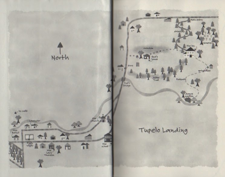 Randomly Reading: The Ghosts of Tupelo Landing by Sheila Turnage