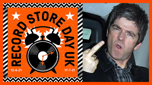 Record Store Day and Noel Gallagher