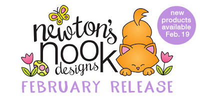 February 2021 | Spring Release by Newton's Nook Designs