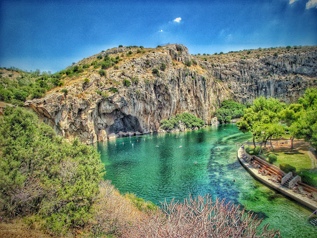 Road Trip From Athens to Vouliagmeni
