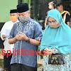 Danrem 141 Bersama Istrinya Berbagi Di Idul Adha 1441-H