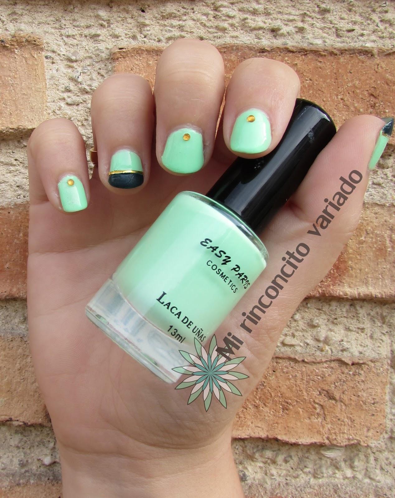 Encantador Nyx Esmalte De Uñas Color Granate Elaboración - Ideas ...