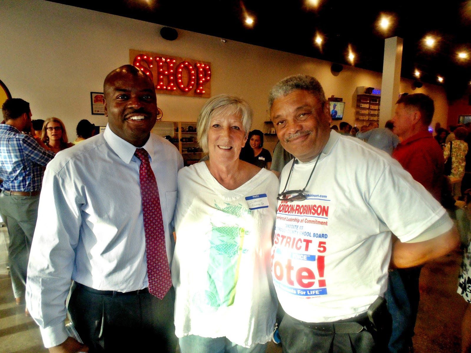 The Ybor City Stogie Quarterly Resident Happy Hour Candidate Forum