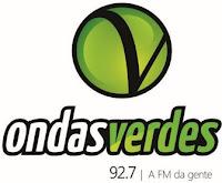 Rádio Ondas Verdes FM 92,7 de Catanduva SP