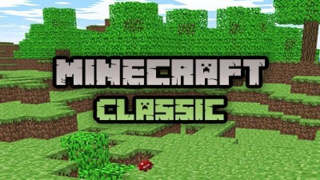 [Minecraft Classic]: Παίξτε δωρεάν την επίσημη πρώτη έκδοση του Minecraft στον browser σας