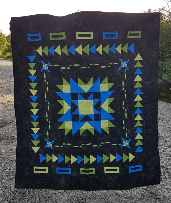 Medallion Magic quilt | Devoted Quilter.com
