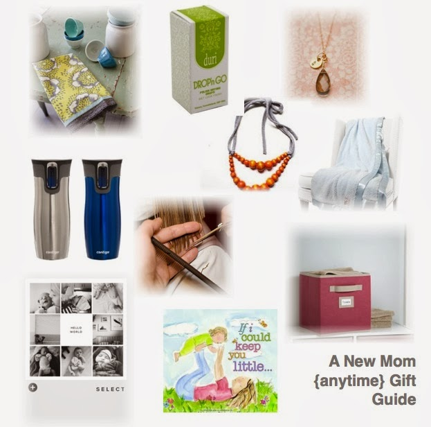 Guest Post: New Mom (Anytime) Gift Guide - lb's good spoon