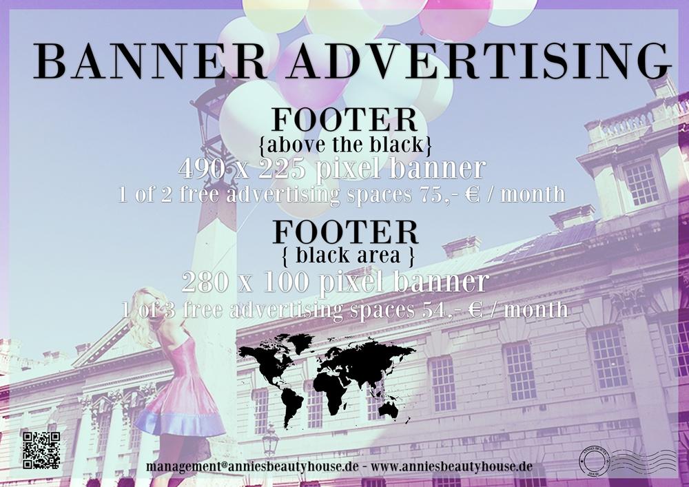 MediaKit Annies Beauty House - Price List Banner Advertorials