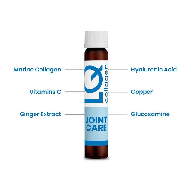 LQ Liquid Collagen Joint Care