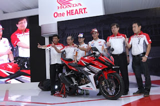 Launching All New Honda CBR 150R facelift 2016