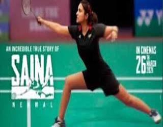 Saina Movie Review In Hindi