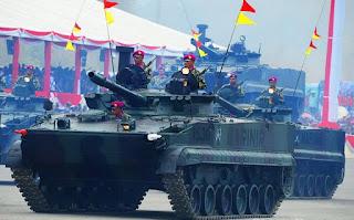 BMP 3F Marinir TNI AL