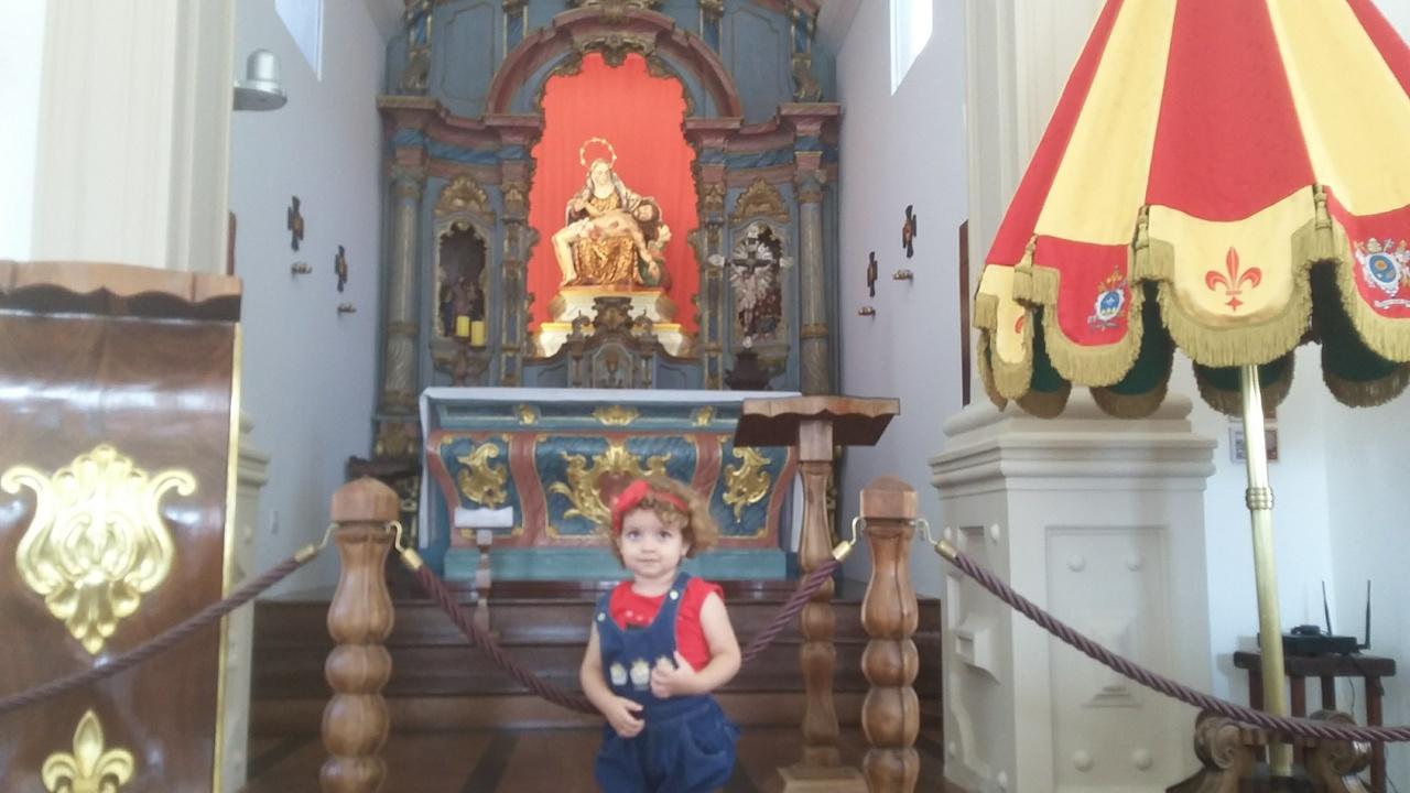 Passeio no Santuário da Serra da Piedade em Caeté