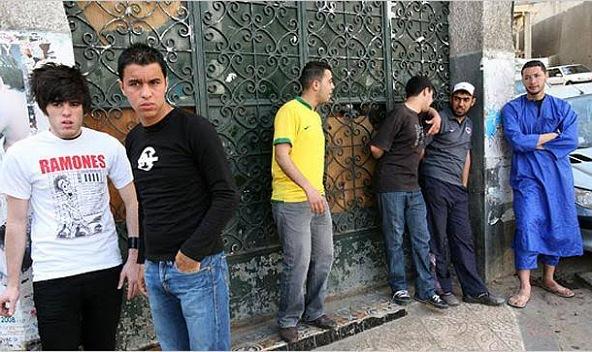 الغزل عند الشعب الجزائري