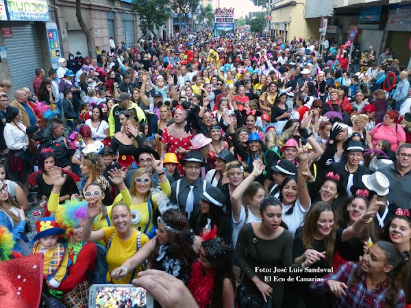 El Carnaval de Canarias 2021 en la pandemia de la covid-19
