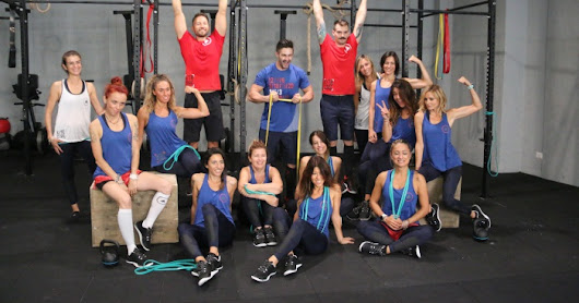 CROSS TRAINING CON DECATHLON IN CROSSFIT MISSORI A MILANO