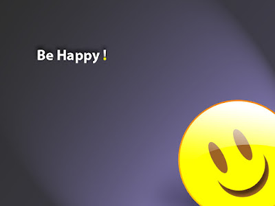 Be Happy Why Worry