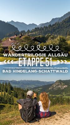 Wandertrilogie Allgäu | Etappe 51 Bad Hindelang-Schattwald/Tannheimer Tal 21