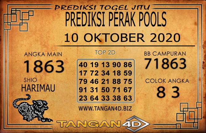 PREDIKSI TOGEL PERAK TANGAN4D 10 OKTOBER 2020