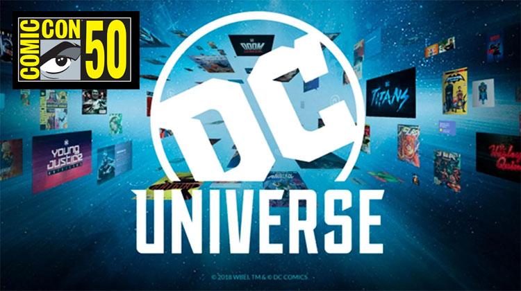 #SDCC2019: Lo más destacado de DC en la convención