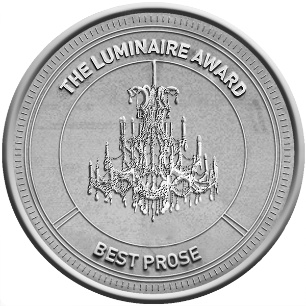 Luminaire Prose Award silver logo and link