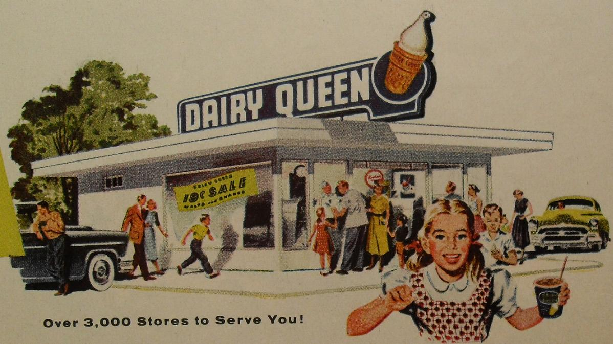 Vintage Dairy Queen 31