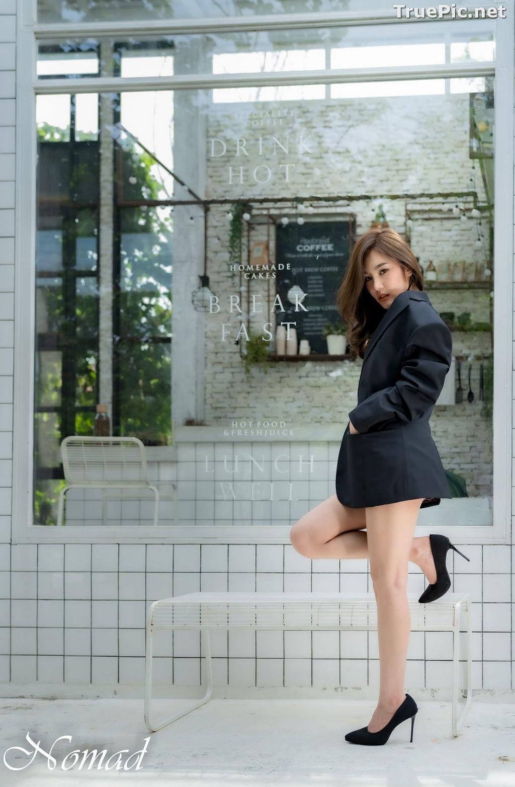 Image Thailand Model - Jarunan Tavepanya - Beautiful In Black and White - TruePic.net - Picture-3