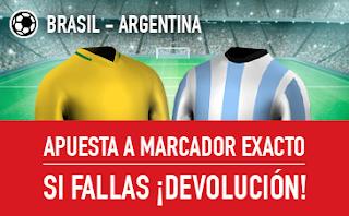 sportium promo copa america Brasil vs Argentina 3 julio 2019