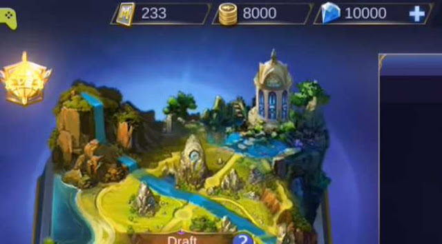 Script 10.000 Diamond + 8.000 Battle Points Mobile Legends Gratis