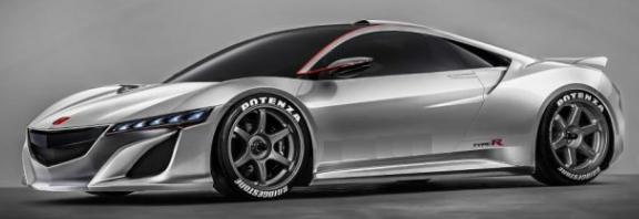 2018 Acura NSX Type R Released date and Review