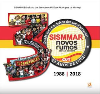 """Livro """"Sismmar 30 Anos de Luta!"""". Café com Jornalista"""