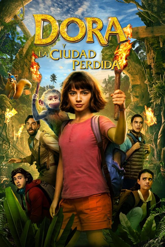 Dora y la ciudad perdida (2019) PLACEBO 1080p latino