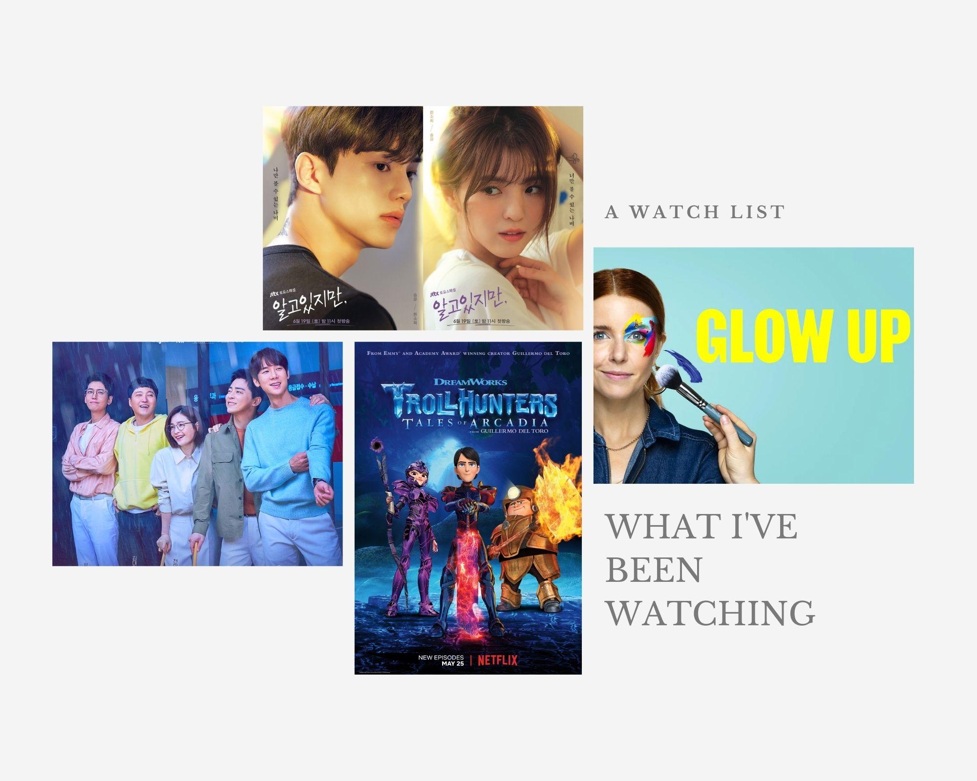 What I've Been Watching | 02 - Renee Alexis