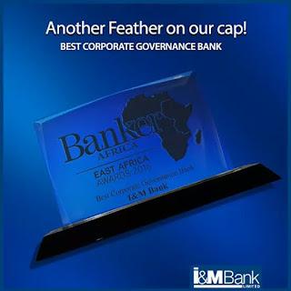 I&m bank banker Africa awards 2016