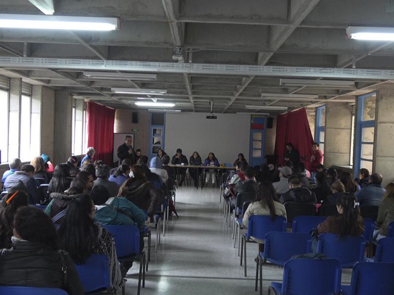 El colegio Ciudad de Villavicencio le dice no a la jornada única.