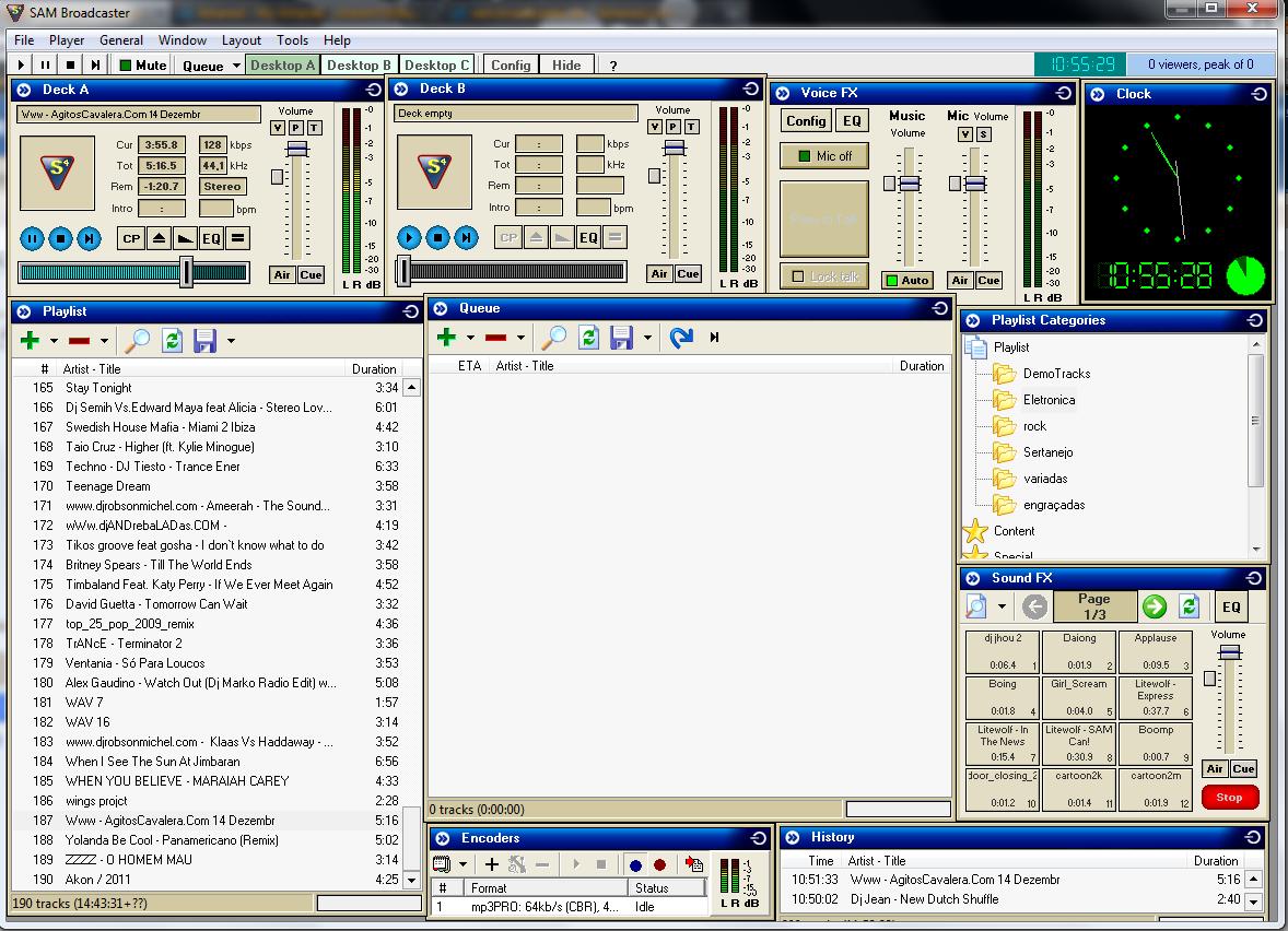 LINK= Baixar Sam Broadcaster Crackeado Para Windows 7 | duwoodsverde's Ownd