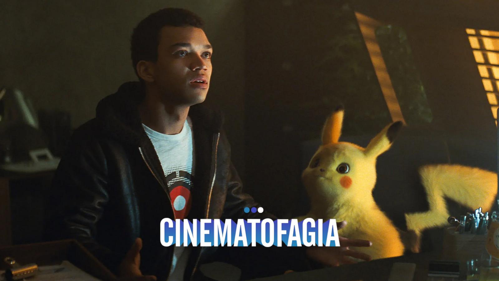 Carregado nas costas pelos pokémons, o filme tem uma requentada trama que só serve como vitrine dos efeitos visuais