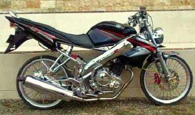 referensi modifikasi motor vixion 2009