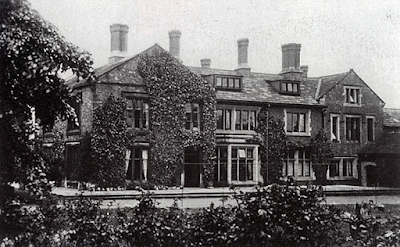 """Miss Huntley's"" house near Leeds"